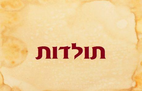 פרשת תולדות – למה יצחק רצה לברך את עשיו?