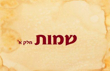 פרשת שמות – שיחתו של הרבי (א)